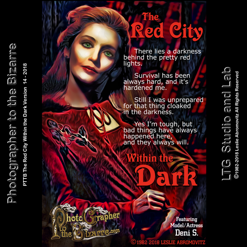 Red City, Within the Dark - People and Animals - Topaz Discussion Forum